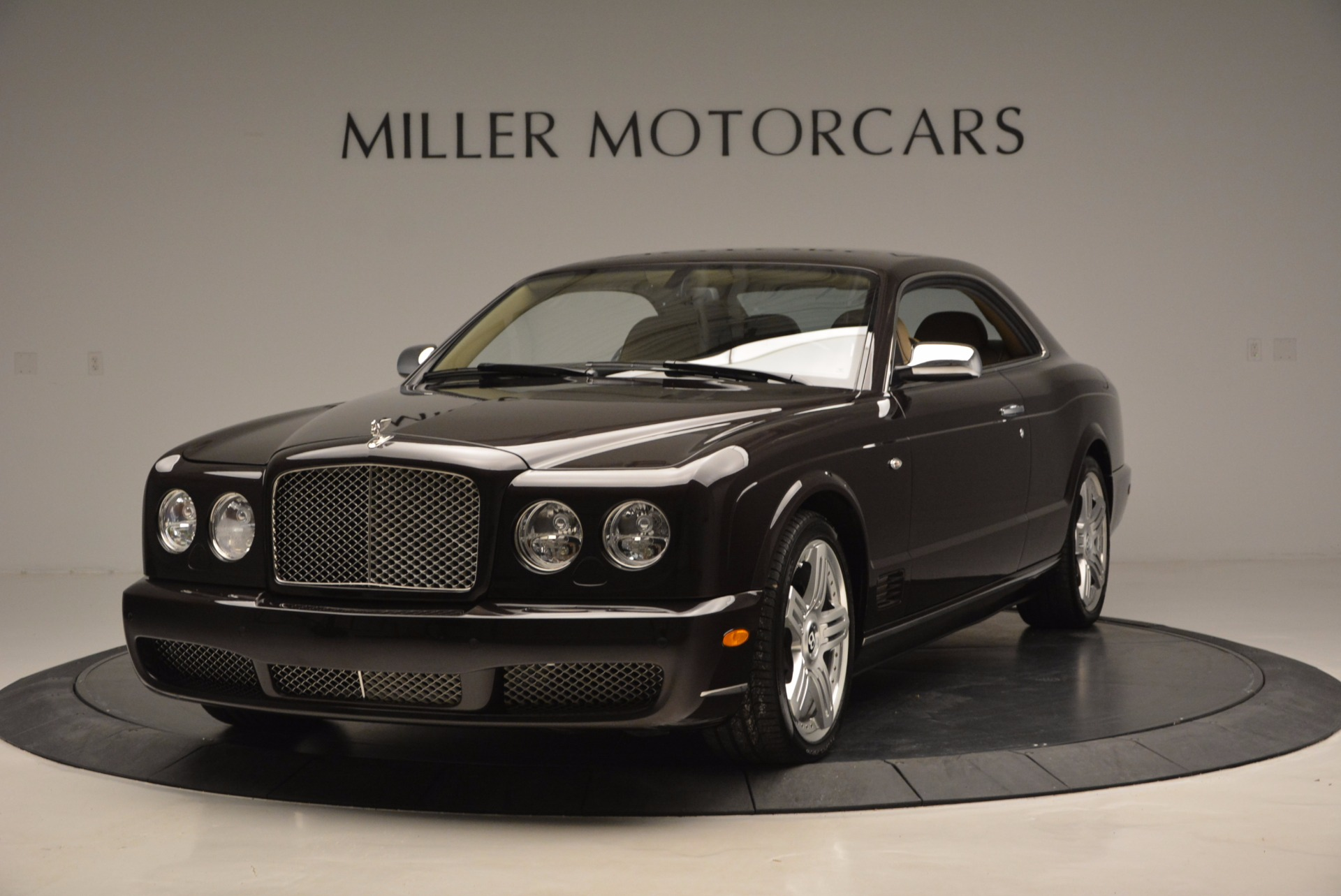 Used 2009 Bentley Brooklands for sale Sold at McLaren Greenwich in Greenwich CT 06830 1
