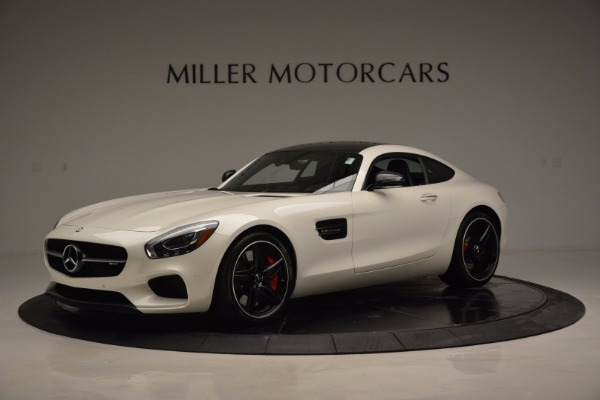 Used 2016 Mercedes Benz AMG GT S for sale Sold at McLaren Greenwich in Greenwich CT 06830 2