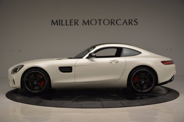 Used 2016 Mercedes Benz AMG GT S for sale Sold at McLaren Greenwich in Greenwich CT 06830 3