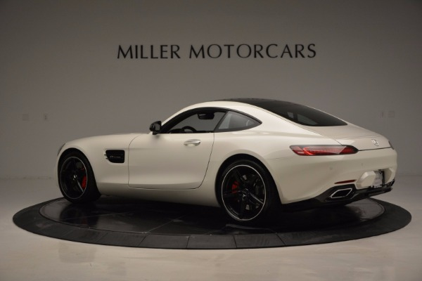 Used 2016 Mercedes Benz AMG GT S for sale Sold at McLaren Greenwich in Greenwich CT 06830 4