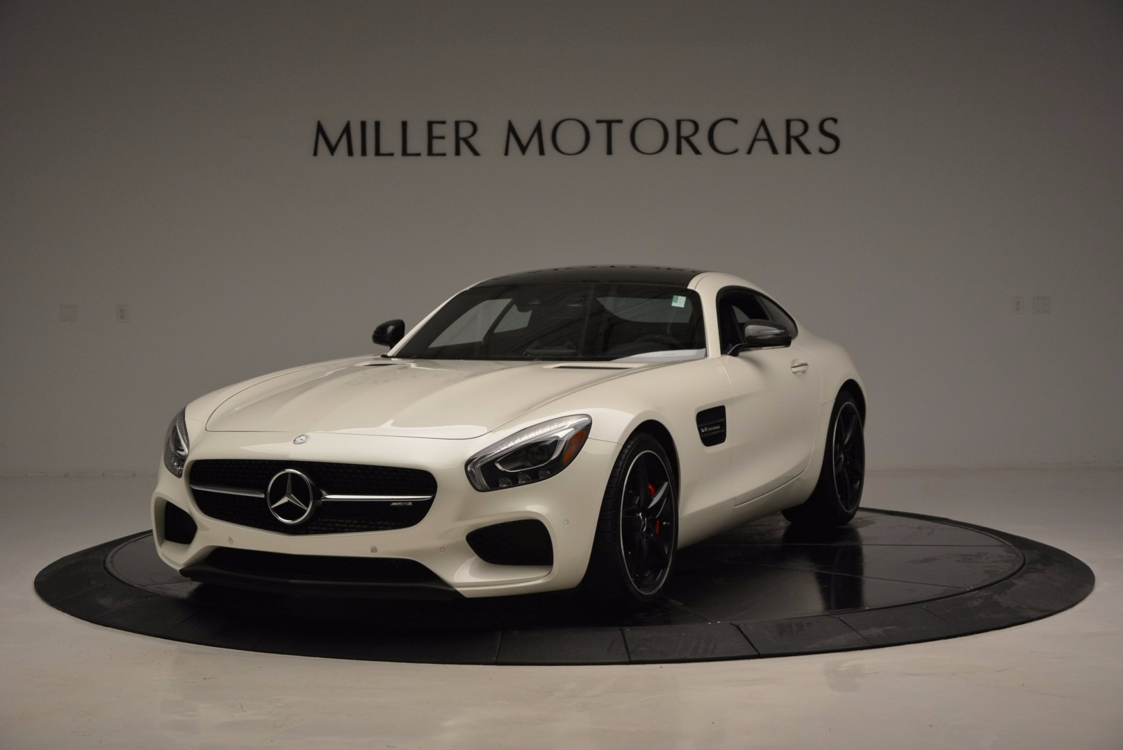 Used 2016 Mercedes Benz AMG GT S for sale Sold at McLaren Greenwich in Greenwich CT 06830 1