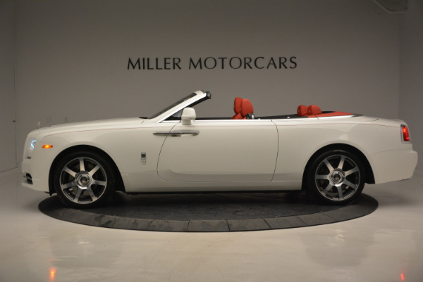 New 2017 Rolls-Royce Dawn for sale Sold at McLaren Greenwich in Greenwich CT 06830 3