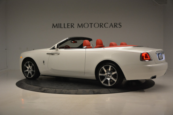 New 2017 Rolls-Royce Dawn for sale Sold at McLaren Greenwich in Greenwich CT 06830 4
