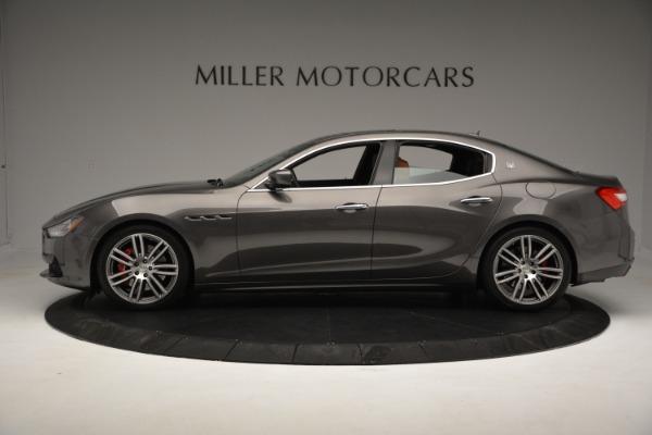 New 2017 Maserati Ghibli S Q4 for sale Sold at McLaren Greenwich in Greenwich CT 06830 3