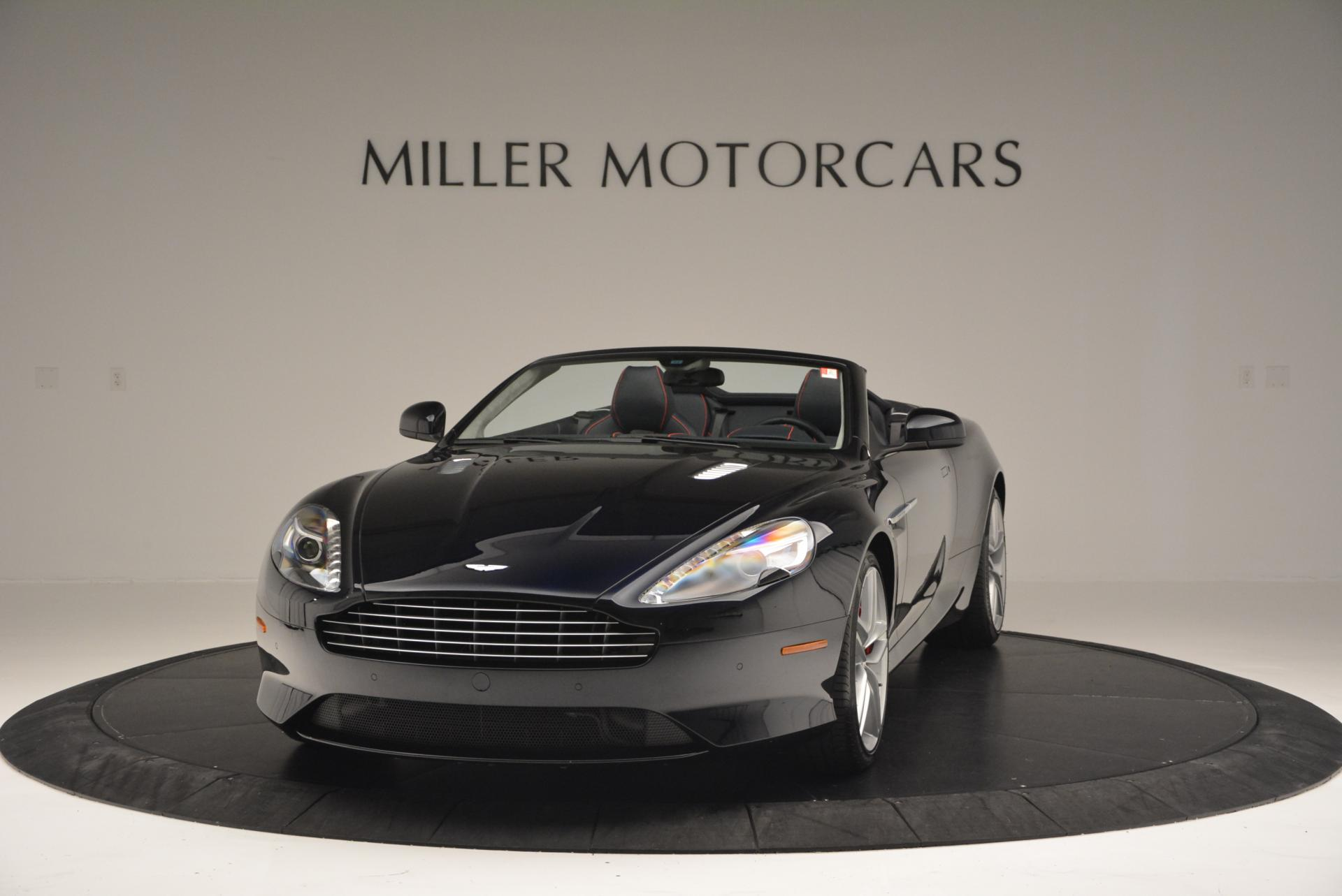 New 2016 Aston Martin DB9 GT Volante for sale Sold at McLaren Greenwich in Greenwich CT 06830 1