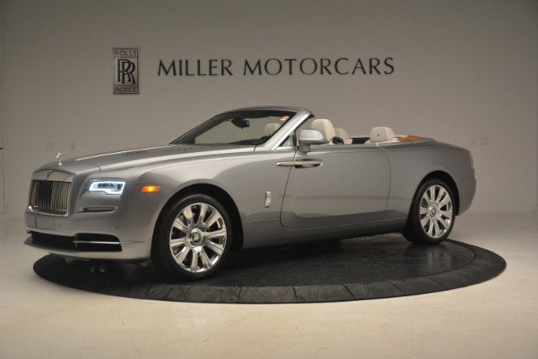 Used 2017 Rolls-Royce Dawn for sale $245,900 at McLaren Greenwich in Greenwich CT 06830 2