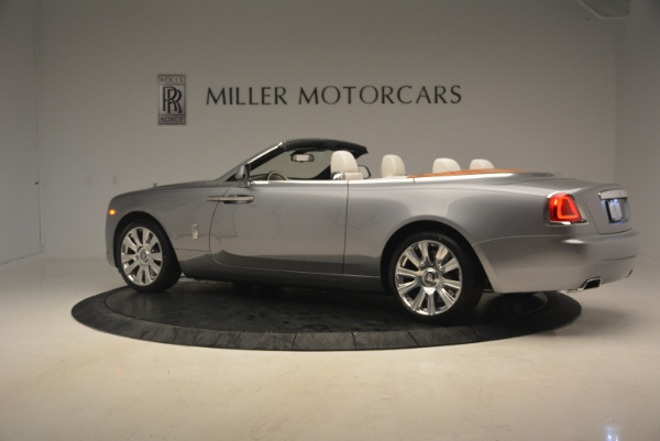 Used 2017 Rolls-Royce Dawn for sale $245,900 at McLaren Greenwich in Greenwich CT 06830 4