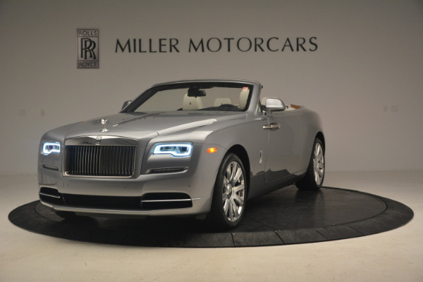 Used 2017 Rolls-Royce Dawn for sale $245,900 at McLaren Greenwich in Greenwich CT 06830 1