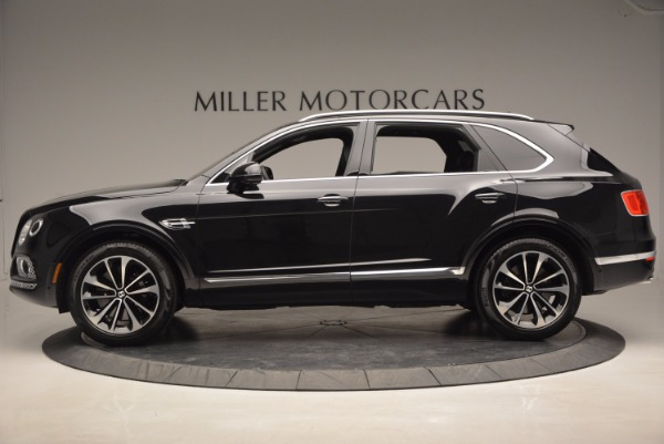 New 2017 Bentley Bentayga for sale Sold at McLaren Greenwich in Greenwich CT 06830 3