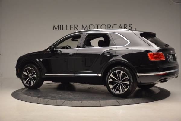 New 2017 Bentley Bentayga for sale Sold at McLaren Greenwich in Greenwich CT 06830 4