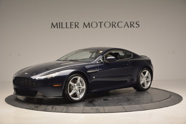 Used 2016 Aston Martin V8 Vantage for sale Sold at McLaren Greenwich in Greenwich CT 06830 2