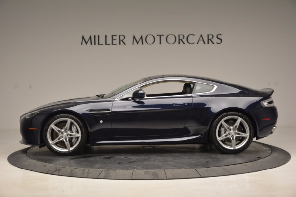 Used 2016 Aston Martin V8 Vantage for sale Sold at McLaren Greenwich in Greenwich CT 06830 3