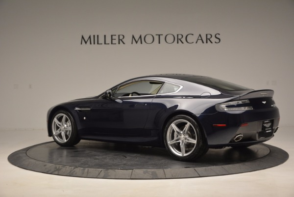 Used 2016 Aston Martin V8 Vantage for sale Sold at McLaren Greenwich in Greenwich CT 06830 4