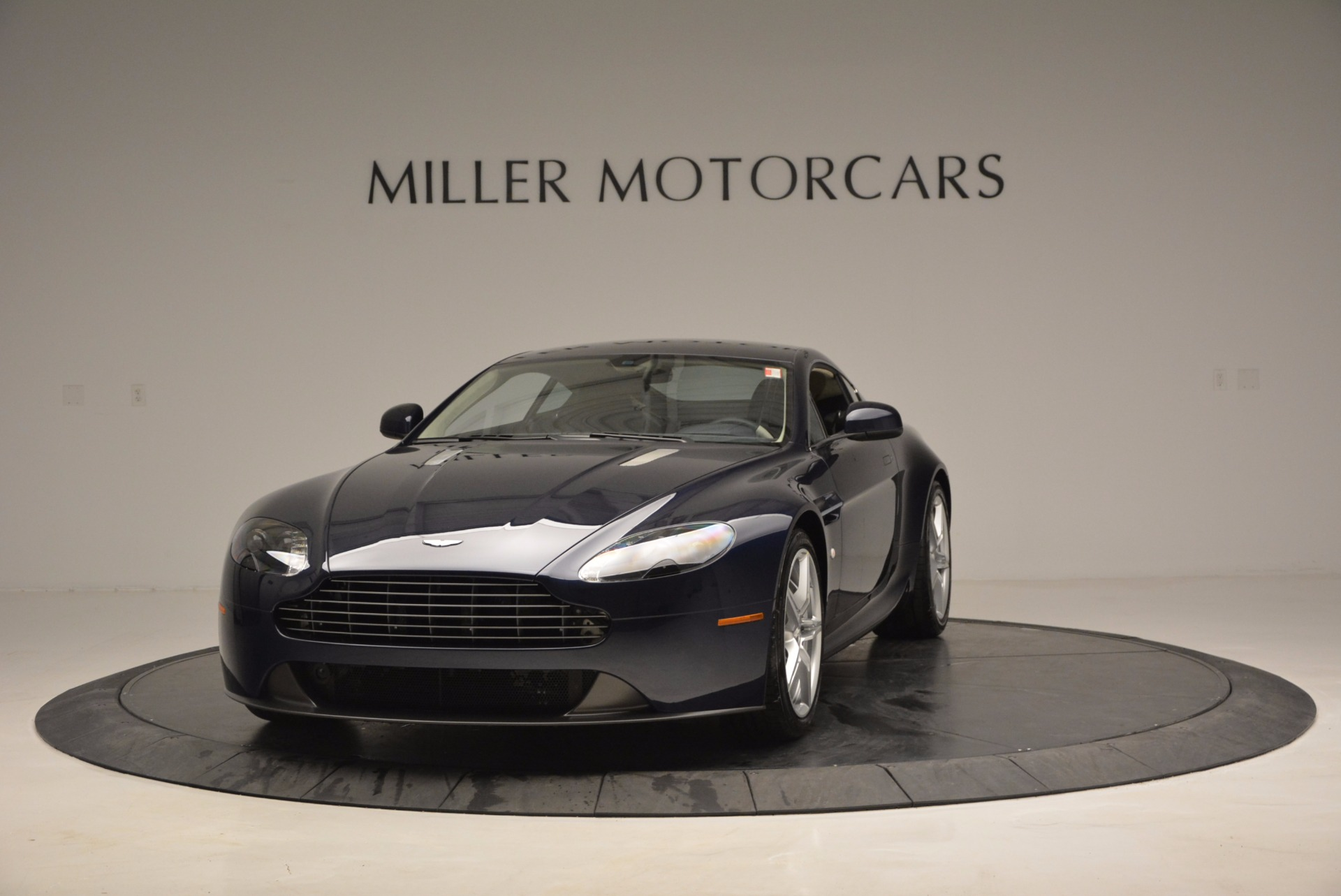 Used 2016 Aston Martin V8 Vantage for sale Sold at McLaren Greenwich in Greenwich CT 06830 1