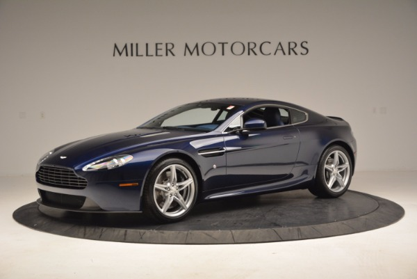 New 2016 Aston Martin V8 Vantage for sale Sold at McLaren Greenwich in Greenwich CT 06830 2