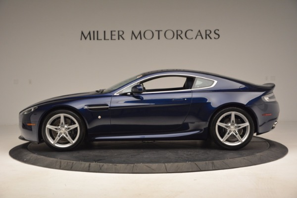 New 2016 Aston Martin V8 Vantage for sale Sold at McLaren Greenwich in Greenwich CT 06830 3