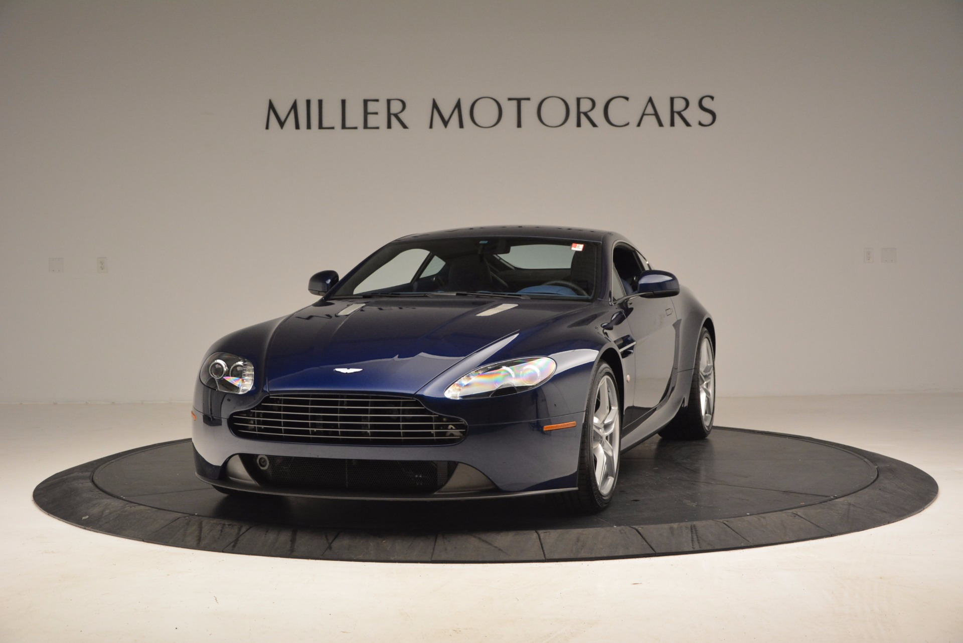 New 2016 Aston Martin V8 Vantage for sale Sold at McLaren Greenwich in Greenwich CT 06830 1