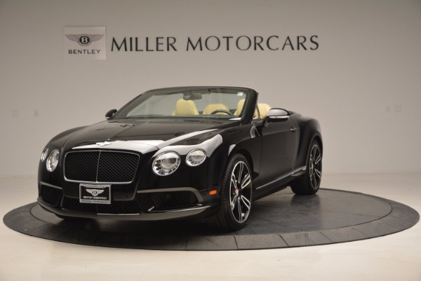 Used 2013 Bentley Continental GT V8 for sale Sold at McLaren Greenwich in Greenwich CT 06830 1