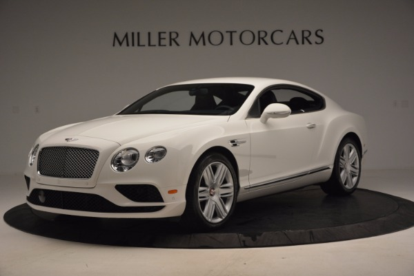 Used 2016 Bentley Continental GT V8 for sale Sold at McLaren Greenwich in Greenwich CT 06830 2