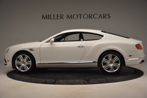 Used 2016 Bentley Continental GT V8 for sale Sold at McLaren Greenwich in Greenwich CT 06830 3