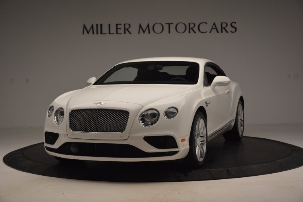 Used 2016 Bentley Continental GT V8 for sale Sold at McLaren Greenwich in Greenwich CT 06830 1