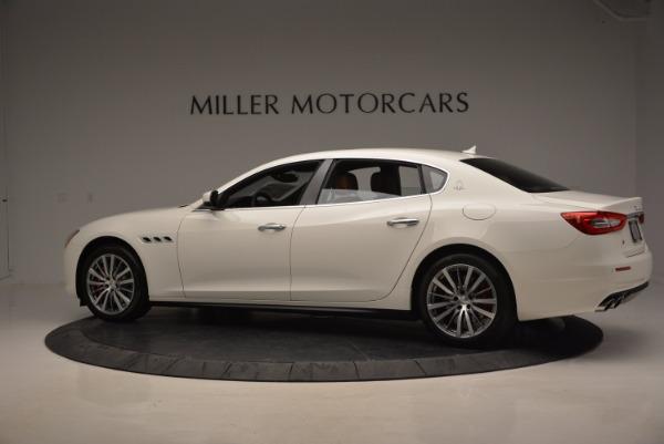 New 2017 Maserati Quattroporte SQ4 for sale Sold at McLaren Greenwich in Greenwich CT 06830 4