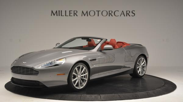 New 2016 Aston Martin DB9 GT Volante for sale Sold at McLaren Greenwich in Greenwich CT 06830 2