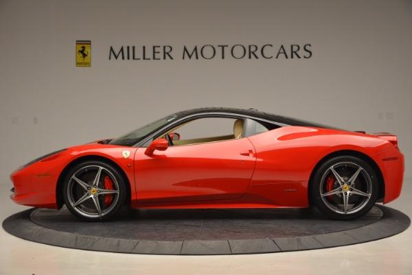 Used 2011 Ferrari 458 Italia for sale Sold at McLaren Greenwich in Greenwich CT 06830 3