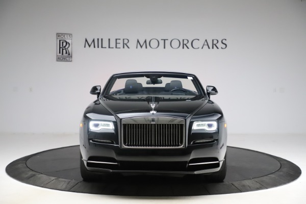 Used 2017 Rolls-Royce Dawn for sale $229,900 at McLaren Greenwich in Greenwich CT 06830 2