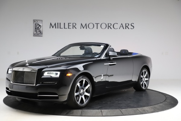 Used 2017 Rolls-Royce Dawn for sale $229,900 at McLaren Greenwich in Greenwich CT 06830 3