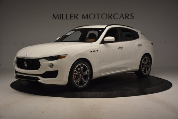 Used 2017 Maserati Levante Q4 for sale Sold at McLaren Greenwich in Greenwich CT 06830 2