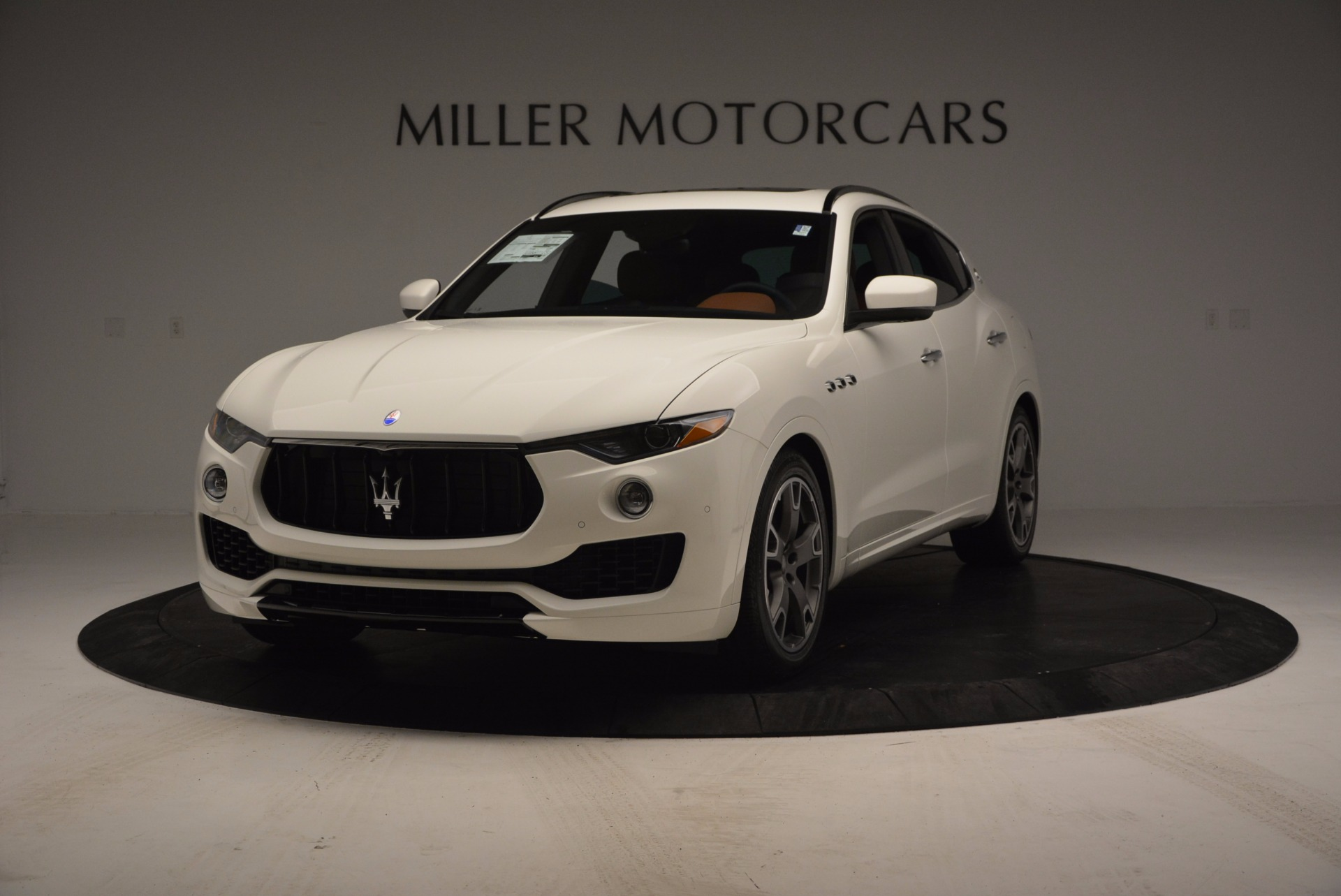 Used 2017 Maserati Levante Q4 for sale Sold at McLaren Greenwich in Greenwich CT 06830 1