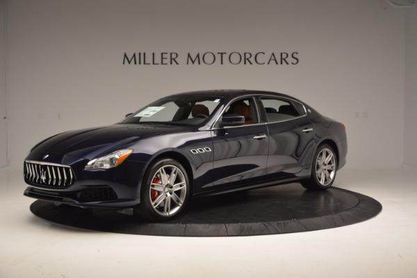 New 2017 Maserati Quattroporte S Q4 for sale Sold at McLaren Greenwich in Greenwich CT 06830 2