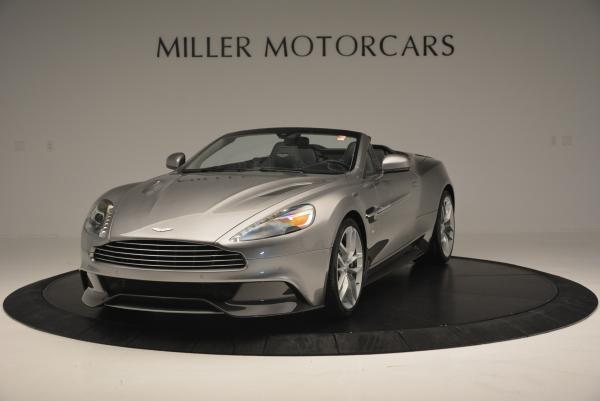 Used 2016 Aston Martin Vanquish Convertible for sale Sold at McLaren Greenwich in Greenwich CT 06830 2