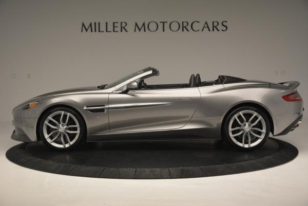 Used 2016 Aston Martin Vanquish Convertible for sale Sold at McLaren Greenwich in Greenwich CT 06830 3