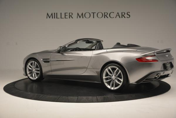Used 2016 Aston Martin Vanquish Convertible for sale Sold at McLaren Greenwich in Greenwich CT 06830 4