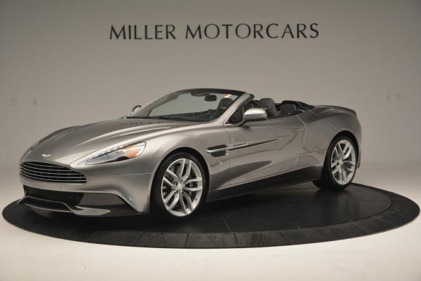 Used 2016 Aston Martin Vanquish Convertible for sale Sold at McLaren Greenwich in Greenwich CT 06830 1