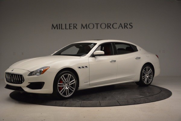 New 2017 Maserati Quattroporte S Q4 GranSport for sale Sold at McLaren Greenwich in Greenwich CT 06830 2