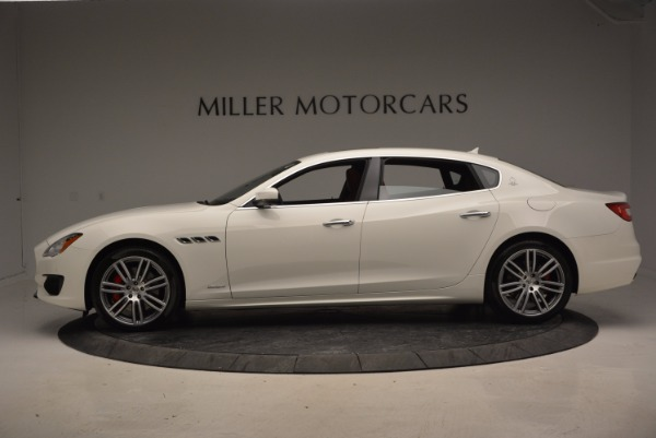 New 2017 Maserati Quattroporte S Q4 GranSport for sale Sold at McLaren Greenwich in Greenwich CT 06830 3