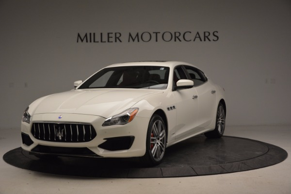 New 2017 Maserati Quattroporte S Q4 GranSport for sale Sold at McLaren Greenwich in Greenwich CT 06830 1