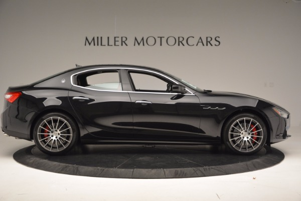 New 2017 Maserati Ghibli S Q4 for sale Sold at McLaren Greenwich in Greenwich CT 06830 3