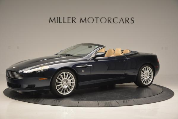 Used 2007 Aston Martin DB9 Volante for sale Sold at McLaren Greenwich in Greenwich CT 06830 2