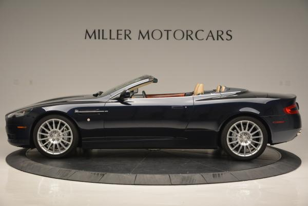 Used 2007 Aston Martin DB9 Volante for sale Sold at McLaren Greenwich in Greenwich CT 06830 3