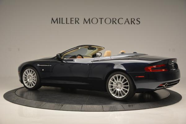 Used 2007 Aston Martin DB9 Volante for sale Sold at McLaren Greenwich in Greenwich CT 06830 4