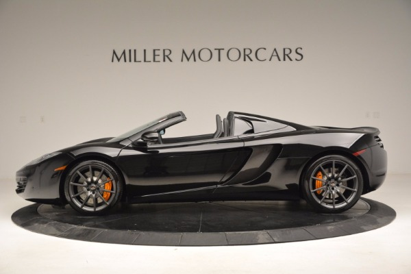 Used 2013 McLaren 12C Spider for sale Sold at McLaren Greenwich in Greenwich CT 06830 3