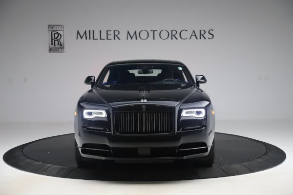 New 2017 Rolls-Royce Wraith Black Badge for sale Sold at McLaren Greenwich in Greenwich CT 06830 2
