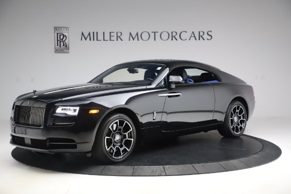 New 2017 Rolls-Royce Wraith Black Badge for sale Sold at McLaren Greenwich in Greenwich CT 06830 3