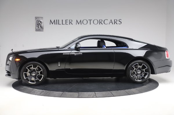 New 2017 Rolls-Royce Wraith Black Badge for sale Sold at McLaren Greenwich in Greenwich CT 06830 4