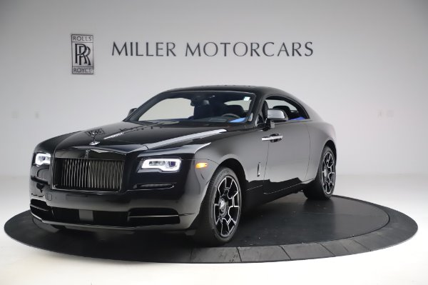 New 2017 Rolls-Royce Wraith Black Badge for sale Sold at McLaren Greenwich in Greenwich CT 06830 1