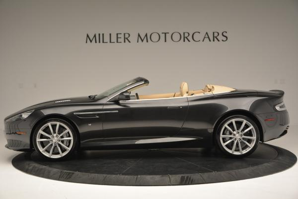 New 2016 Aston Martin DB9 GT Volante for sale Sold at McLaren Greenwich in Greenwich CT 06830 3